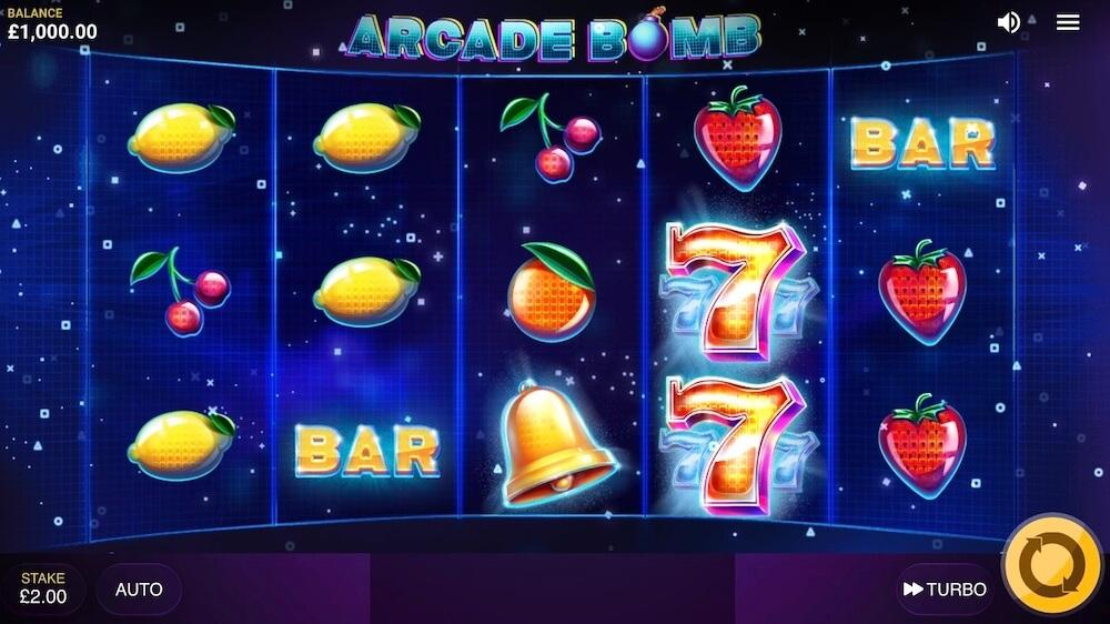 Jugar Gratis a la Arcade Bomb tragaperras online