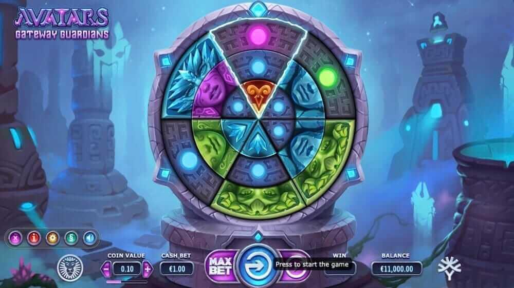 Jugar Gratis a la Avatars Guardians tragaperras online