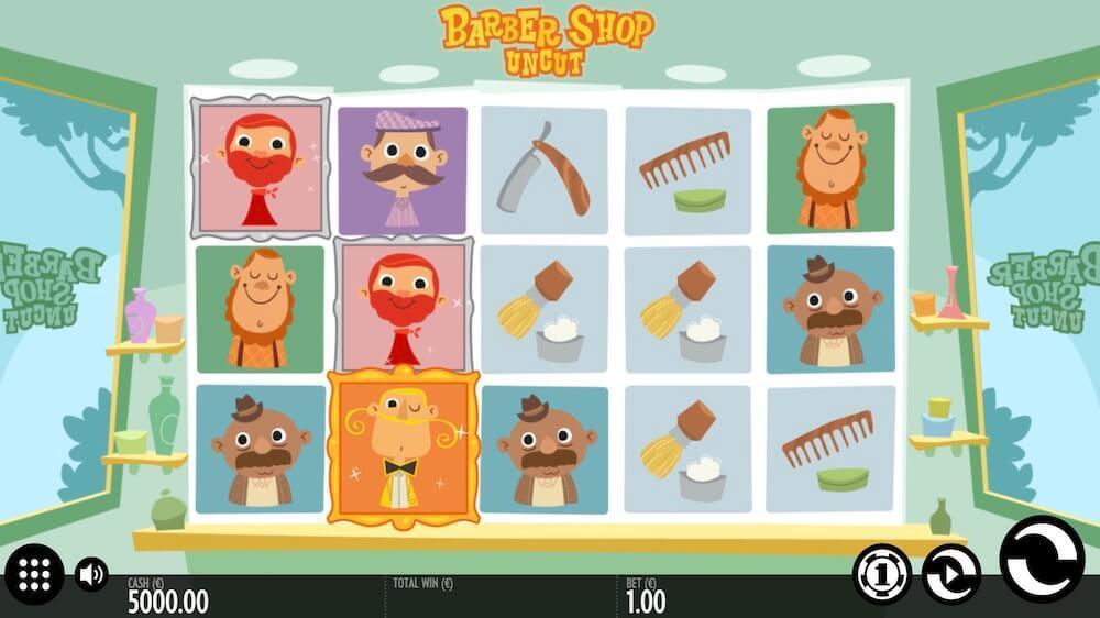 Jugar Gratis a la Barber Shop Uncut tragaperras online