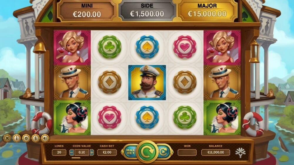 Jugar Gratis a la Jackpot Express tragaperras online