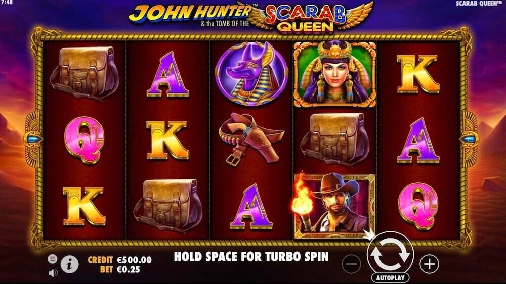Jugar Gratis a la John Hunter tragaperras online