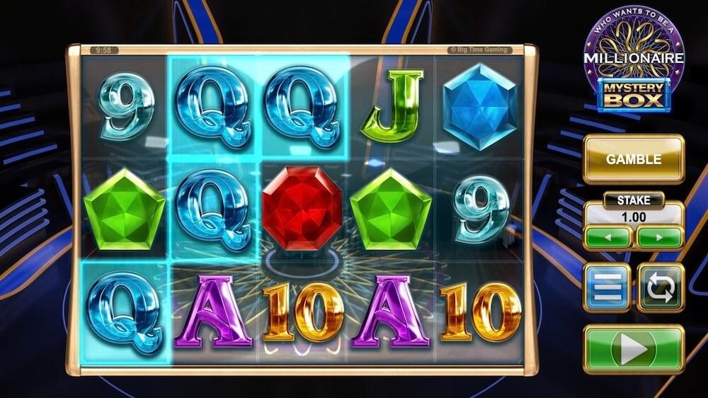 Jugar Gratis a la Millionaire Mystery Box tragaperras online