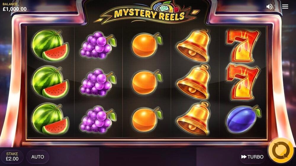 Jugar Gratis a la Mistery Reels tragaperras online