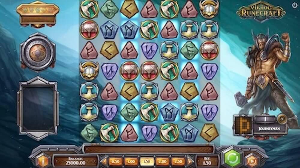 Jugar Gratis a la Viking Runecraft tragaperras online